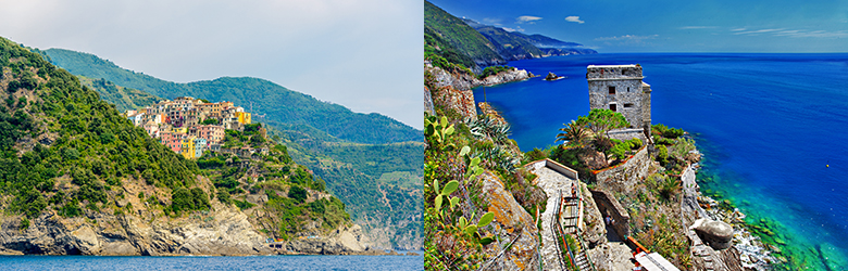 Bestill tur til Cinque Terre