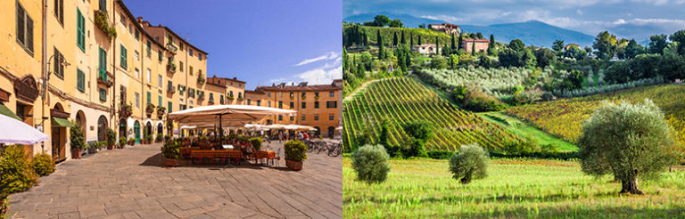 Klassiske Toscana - på sykkel