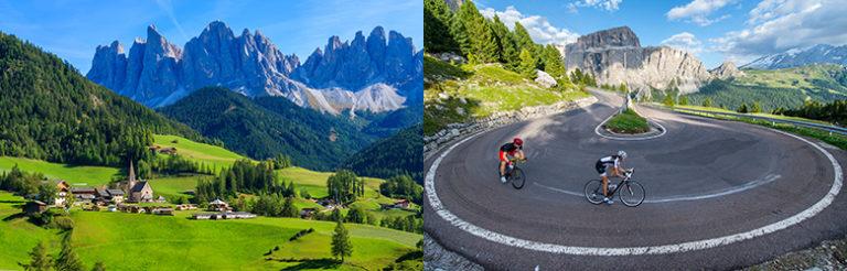 Fra München til Venezia på sykkel med Expa travel