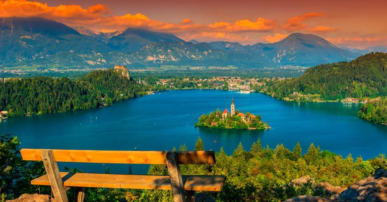 Slovenia på sykkel
