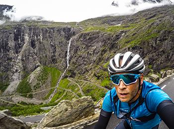 Sykkeltur i Norge