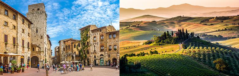 Klassiske Toscana