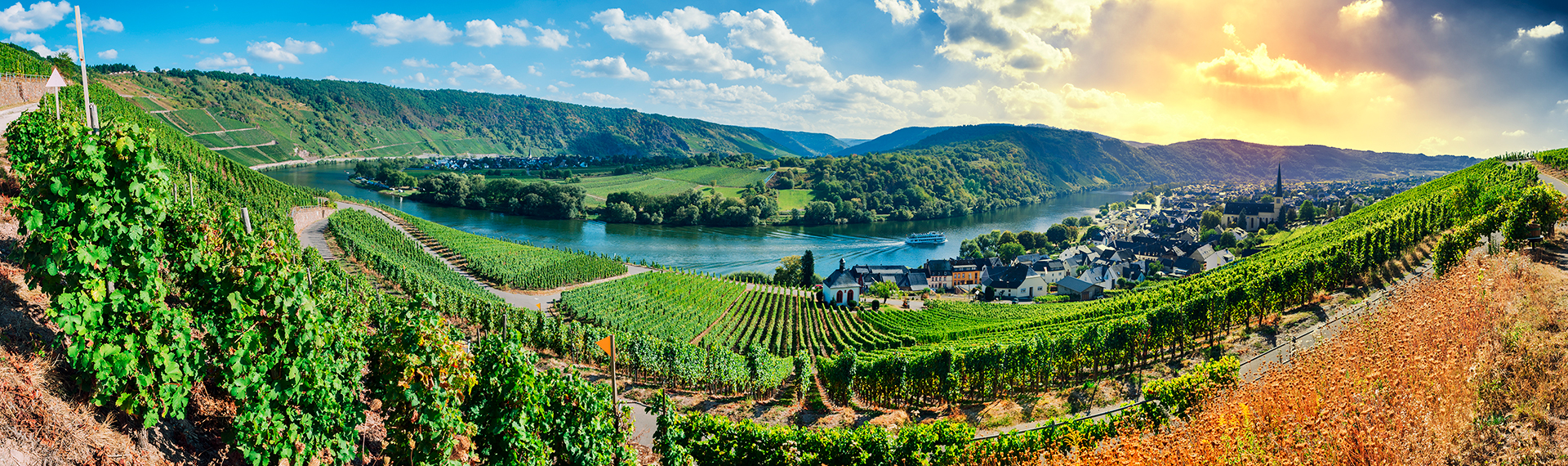 Moseldalen Tyskland Expa Travel