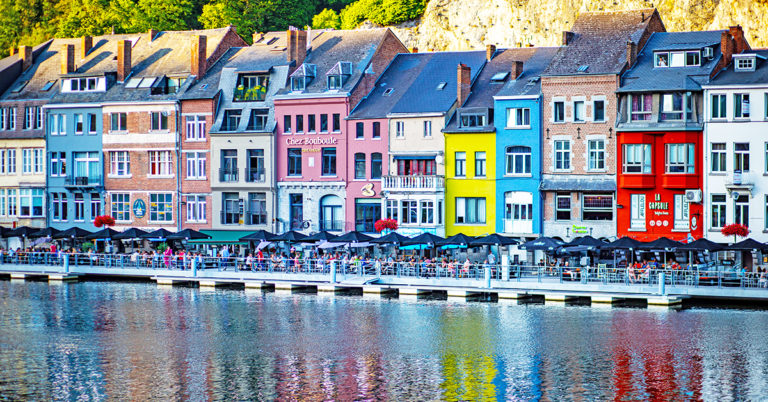 Dinant Belgia Expa Travel