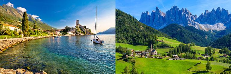 Fottur i Dolomittene med Expa Travel