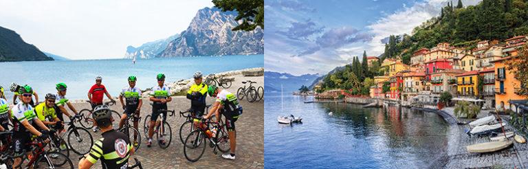 Sykkeltur i Nord-Italia med Expa Travel