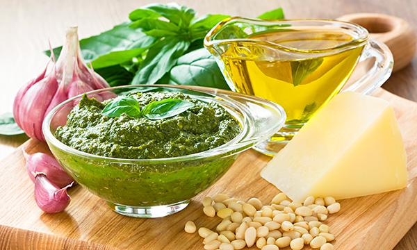 Pesto oppskrift