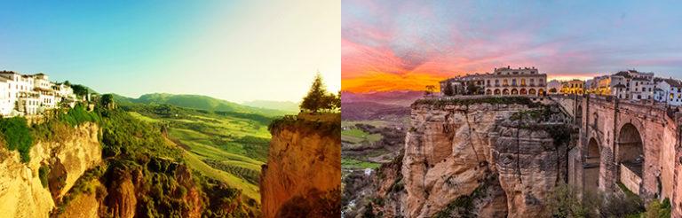 Roede til Malaga med Expa Travel