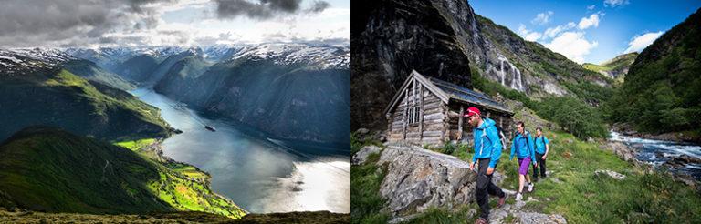 Aurlandsdalen and Nærøyfjorden - Visit Norway