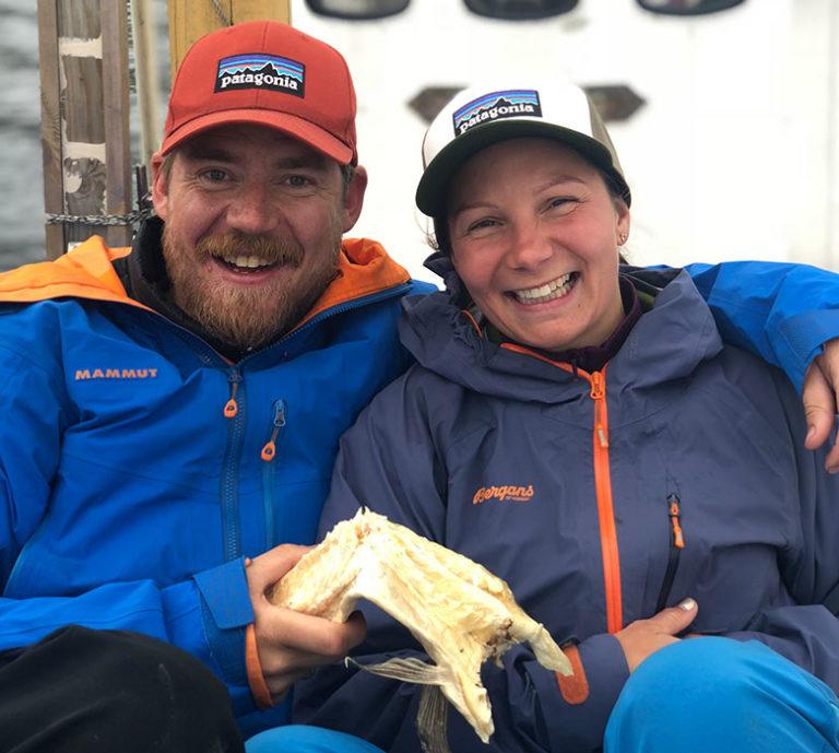 Skårungens vertspar, Christer & Tilla @stineogjarlen