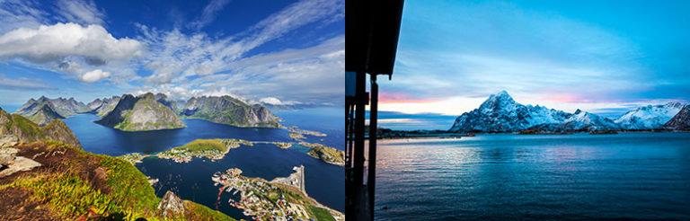 Beautiful Lofoten, Norway