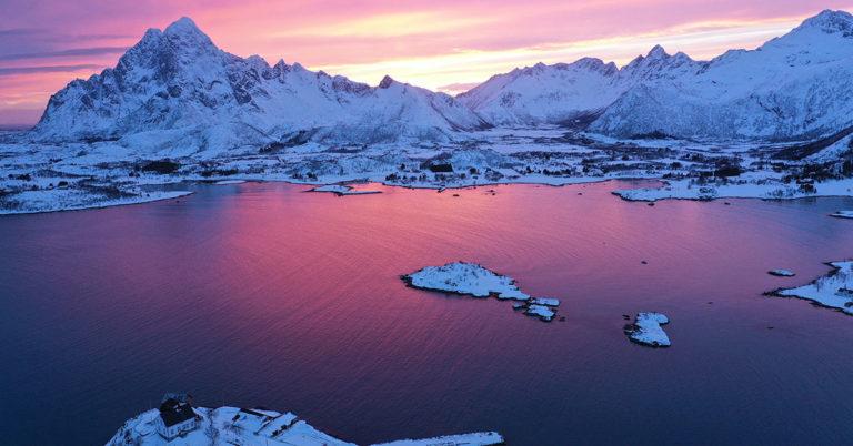 Vågakallen and Skårungen, Lofoten