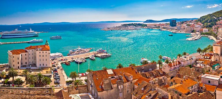 Sykkelcruise i Kroatia