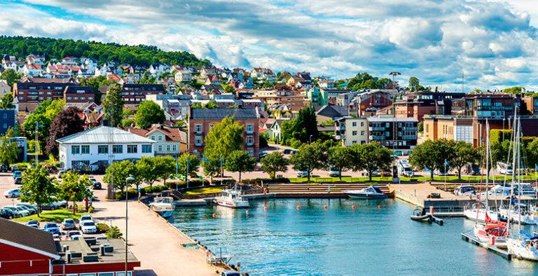 Horten, havn, Norge