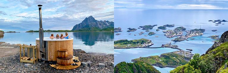Festvågtind, Lofoten, Norway