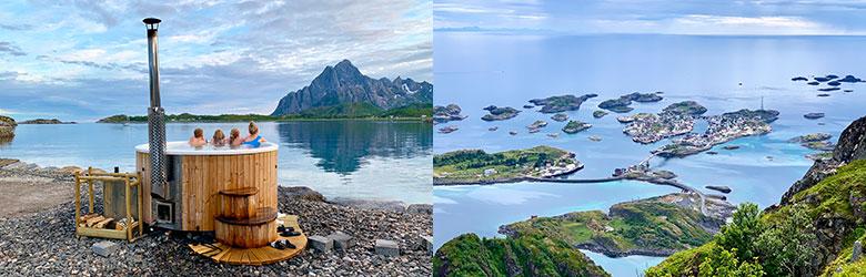 Opplev Lofoten med Expa Travel