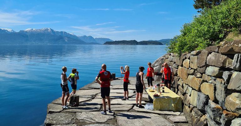 Hiking in Hardanger, Norway