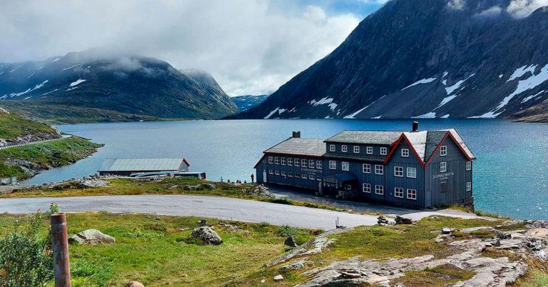 Djupvasshytta, Geiranger, Norway