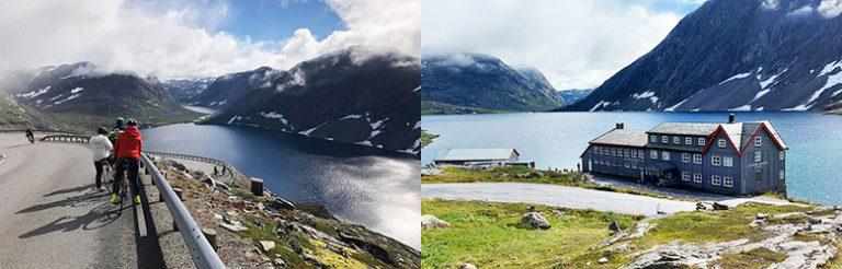 Djupvasshytta and Sognefjellet, Norway