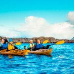 Vinteraktiviteter i Lofoten