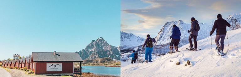 Lofoten Winter, Norway