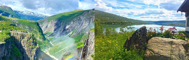 Med SuperSelma rundt Hardangerfjorden