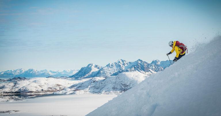 Randonee in Lofoten