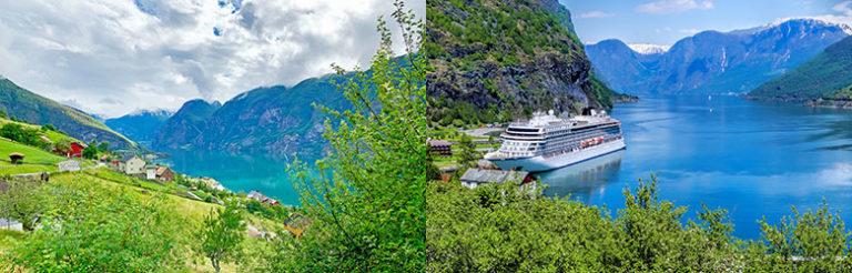 Aurlandsdalen, Norge