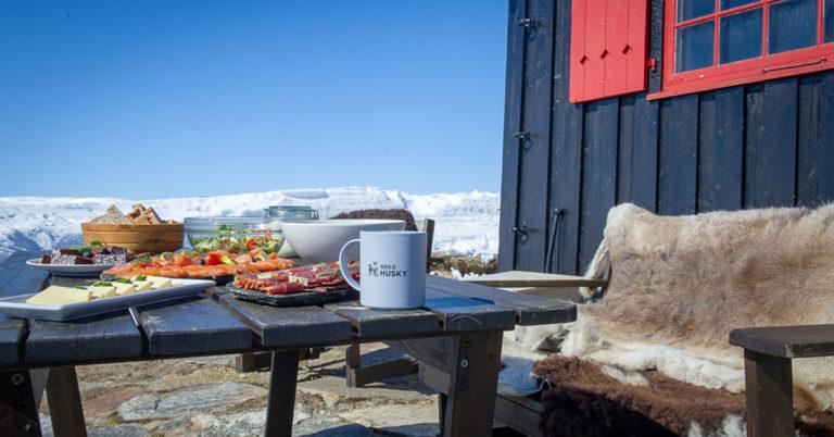 Hundesledetur på Hardangervidda
