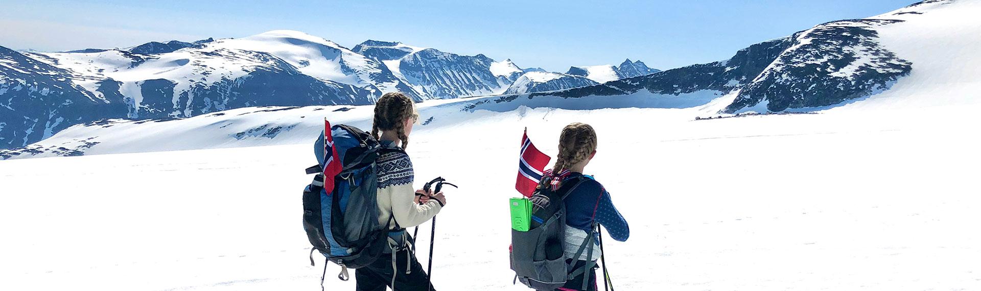 Galdhøpiggen, Norway