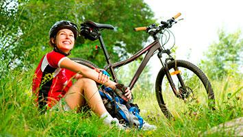 Klargjøring av sykkel