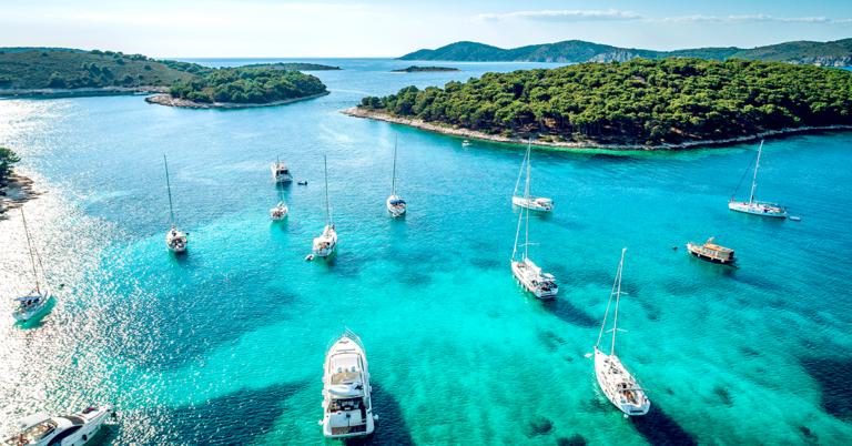 Cruise i Kroatia