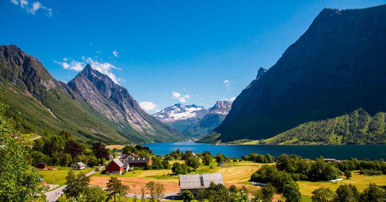 Trandal, Norway