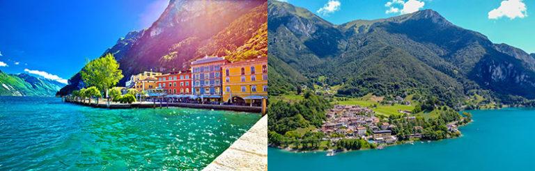 AKtivitetstur til Riva del Garda, Italia