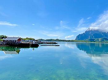 Aktive dager i Lofoten med Expa Travel