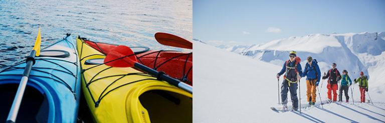 Toppturhelg til Stranda med Sport 1 og Expa Travel