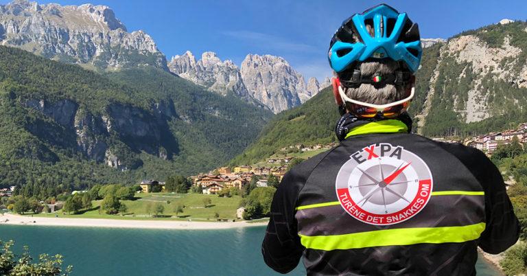 Sykkeltur i Dolomittene med Expa Travel